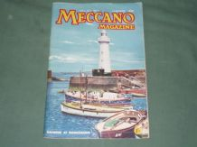 MECCANO MAGAZINE 1956 January Vol XLI No.1